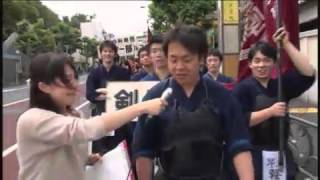 剣道部インタビュー