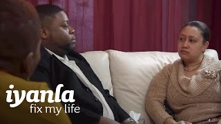 "Iyanla to an Unfaithful Husband: ""Were You Ever Really a Husband?"" 