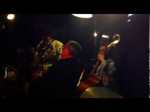 Gary Smulyan Quartet at Jimmy Glass Jazz Club (guest: Latino Blanco)