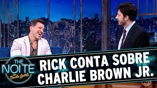 download musica The Noite 071016 - Rick conta sobre Charlie Brown Jr