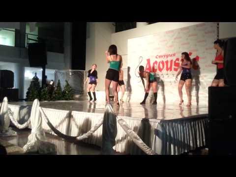 Реггетон, Latina Party, 21 декабря