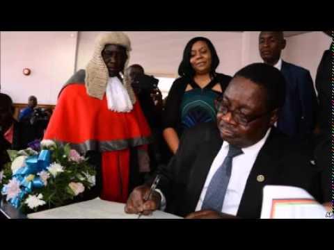 Malawi President: Xenophobic Attacks Unfortunate