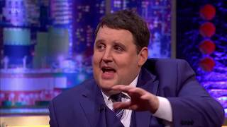 Peter Kay's Return to Comedy - The Jonathan Ross Show 18/11/17