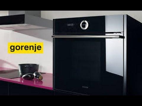 Встраиваемая электрическая духовка Gorenje