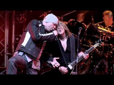 Gamma Ray time To Break Free Feat. Michael Kiske From Skeletons & Majesties Live (hd) video