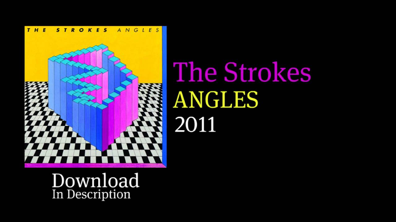 Angled strokes