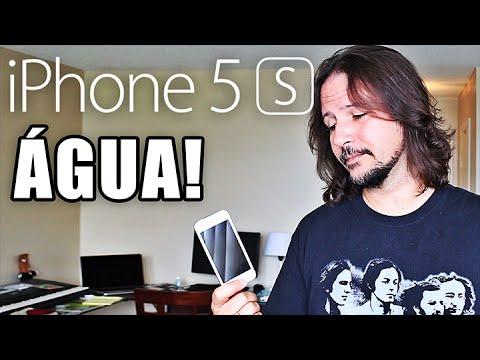 iPhone 5s Caiu Na Água! E Agora? O que fazer & não fazer!