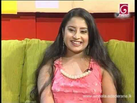 Derana Tv Interview with Gayathri Danushka Rajapakse