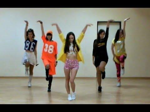 [ Neuro ] - F(x) - Rum Pum Pum Pum (dance Cover) + Ng-cut video