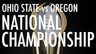 Ohio State Football: National Championship Trailer
