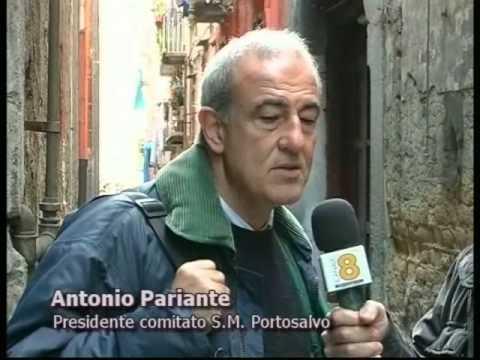 Canale 8: viaggio nel centro storico di Napoli con il Comitato Civico di S.Maria di Portosalvo - parte I