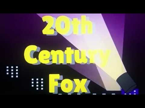 20th century fox and dreamworks animation skg logo caillou gets