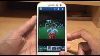 How to Move Camera Photos Images to SD Card on Samsung Galaxy S3