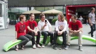 Red Light Radio Amsterdam, Netherlands, IRF 2011