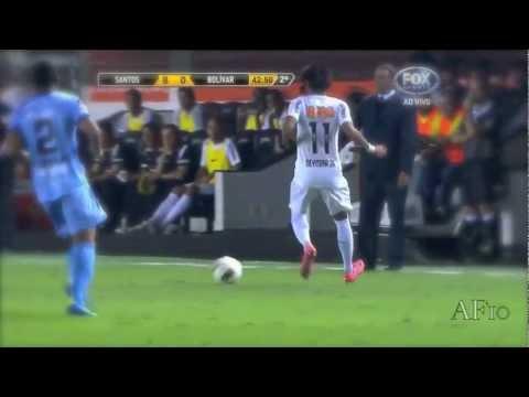 Neymar ☆ Best Skills and Dribbles 2012-2013 New Hd ☆♫♪ Party Shaker ♫♪☆