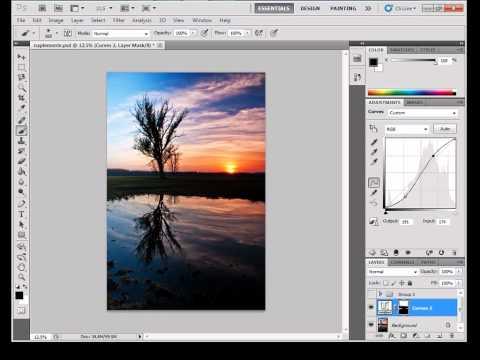 Photoshop gyorstalpaló 1. - Rétegek kezelése és maszkolása