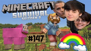 Minecraft Survival Deel 147 - Wither Rematch (ft. Regenboog)
