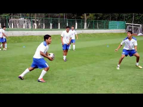 Blazing Football/Soccer Speed: Ball tag game