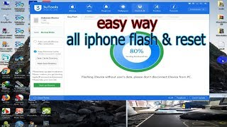 How to iPhone X-10 iPhone 8 l flash & Factory Reset 2019