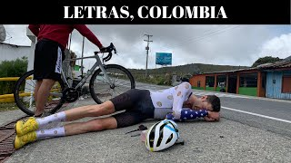 The Longest Climb in the World? - Worst Retirement Ever - Letras, Colombia