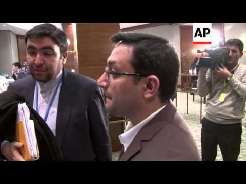 Iran says it's prepared to make offer to end deadlock over nuclear programme