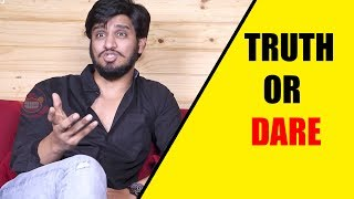 Truth or Dare with Nikil - Avakai Biryani with Nikhil
