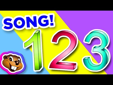 Numbers 123 FULL VERSION  Kids + Children Learn English Songs