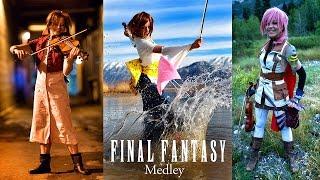 Final Fantasy Medley Featuring Lindsey Stirling   DEVINSUPERTRAMP