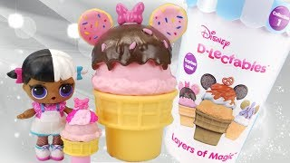 LOL Surprise Dolls + Disney D-Lectables Layers of Magic FULL SET | L.O.L. Series 4 Under Wraps
