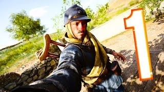 Battlefield 1 - Random & Funny Moments #19 (Bayonet Scares, Teleporting?!)