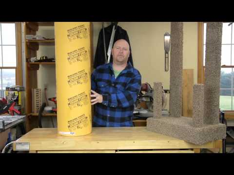 Building a Custom Cat Tree