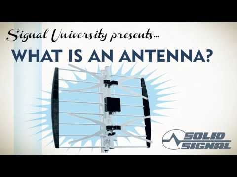 Solid Signal Shows You: what Is An Antenna? video