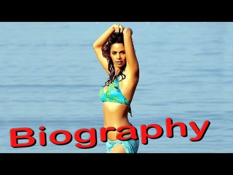 Hot Actress Mallika Sherawat | Biography video