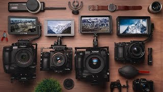 Best 5 Inch Camera Monitors!