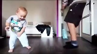 Baby Dancing Hip Hop Like Pro