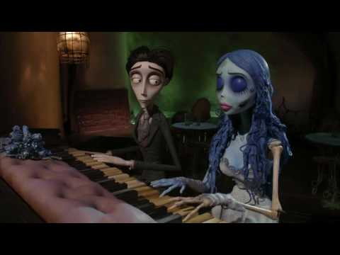 Tim Burton's Corpse Bride: Piano Duet Music Videos