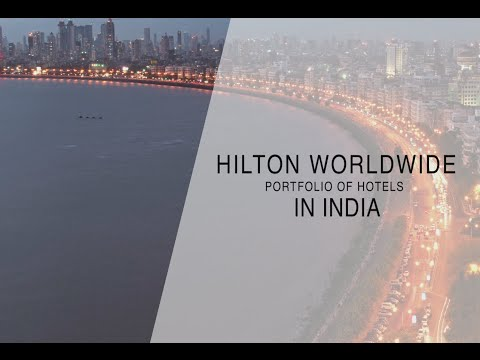 Hilton Worldwide - Portfolio of hotels in India