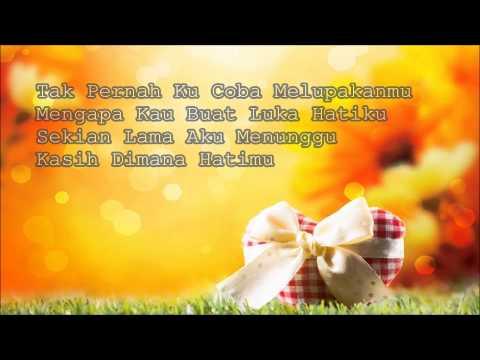 Papinka - Dimana Hatimu (Lyrics)