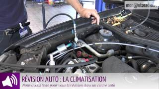 RÉVISION AUTO |La climatisation  (6/6)