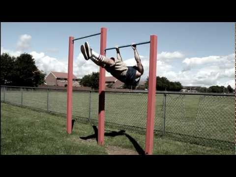 How to front lever - Build up your strength