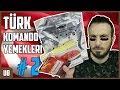 KAHRAMANLAR AFRİN'DE BUNLARI YEDİ | TÜRK KOMANDO YEMEKLERİ 2 |  TURKISH NEW MRE