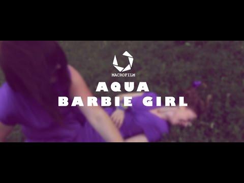 Aqua - Barbie Girl (Свадебный клип Евгении и Ильи)