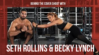 Becky Lynch & Seth Rollins Talk Wrestling, Fitness & SmackDown on Fox