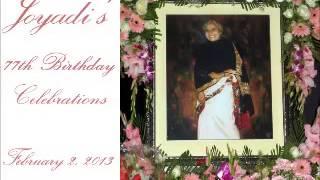 Devotional songs by Smt. Swagatalakshmi Dasgupta