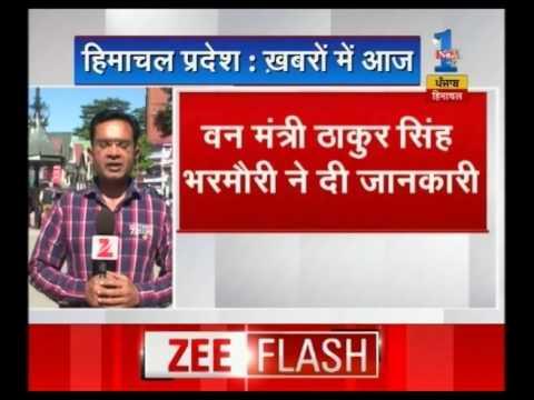 Virbhadra Singh praised Union Minister Anant Kumar