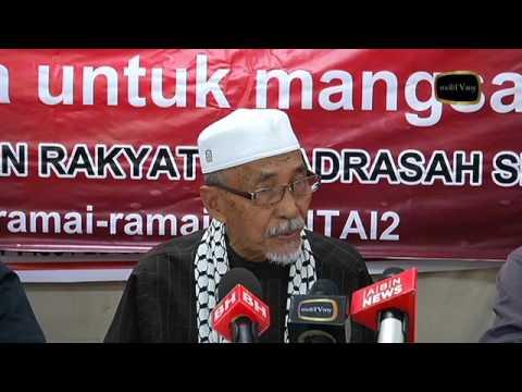 Sidang Media Bantah Letak Jawatan (Harakah) - 08/01/15