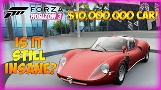 Forza Horizon 3 - PURCHASING THE ALFA 33 STRADALE! IS IT STILL INSANE?
