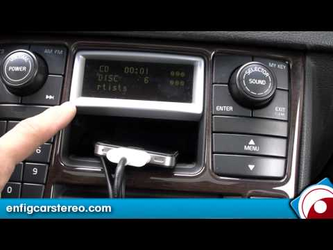 Volvo XC90 iPod iPhone AUX USB Adapter Dension GW51MO2