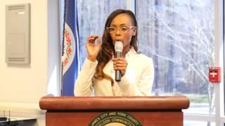SGA President Jasmane Ormond on the Value of Scholarships
