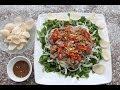 Bò Tái Chanh - Rare Beef in Lime Juice Salad Rec…